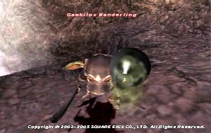 北グスタベルグのGambilox Wanderling